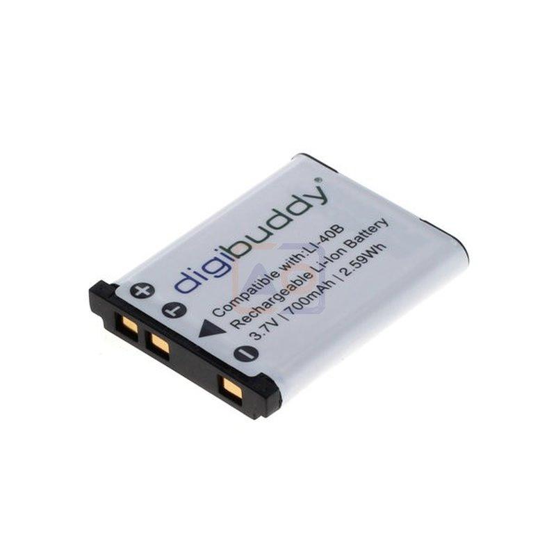 360TS 360 USB Schnell Ladegerät für ROLLEI Compactline 320 350