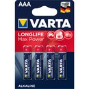 Varta Batterie Longlife Max Power...