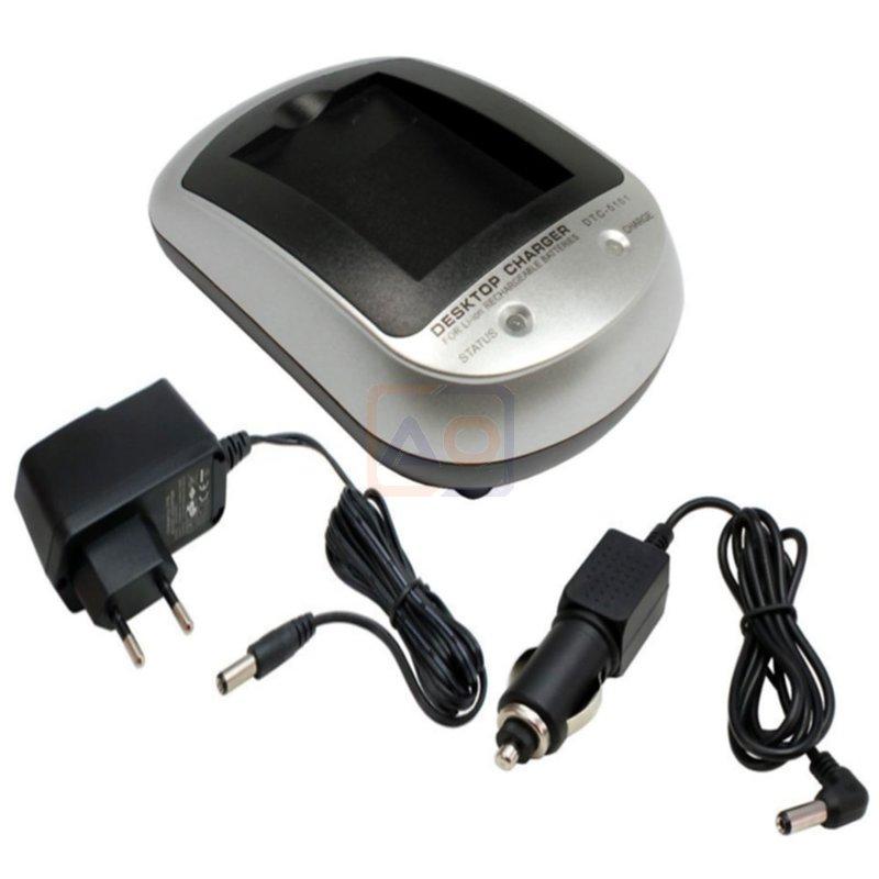 ladeger t f r sanyo db l80 inkl kfz adapter akkushop online batt 13 90. Black Bedroom Furniture Sets. Home Design Ideas