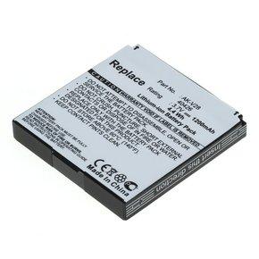 1200/mAh 3,7/V 4,44/WH Power Batterie NP-60